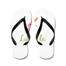 Easter Bunny Lucinda Flip Flops