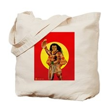 Tote Bag, Ikaika Warrior