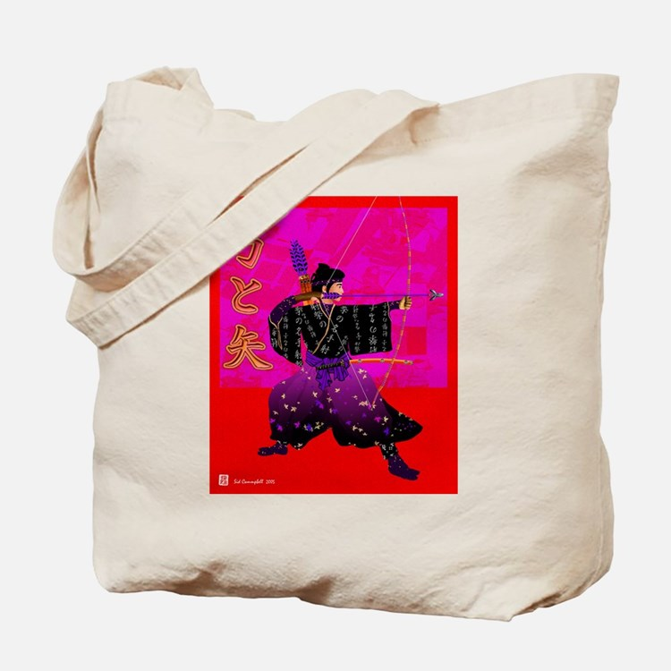 Tote Bag, Zen Archer