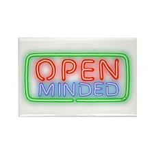 Open Rectangle Magnet