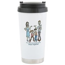 Zombies: Family Decay Travel Mug