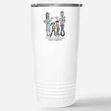 Zombies: Family Decay Travel Mug