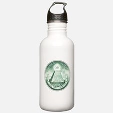 New Weed Order by mouseman Sports Water Bottle