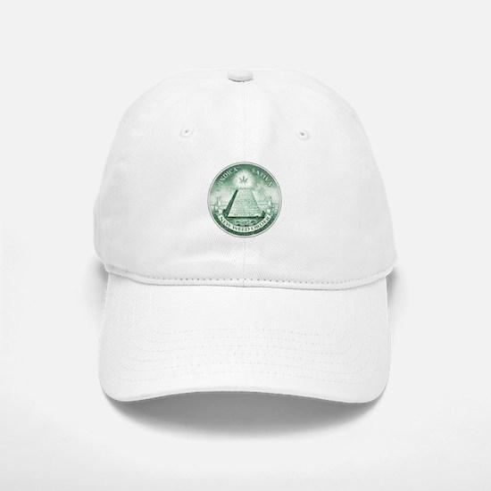New Weed Order by mouseman Baseball Baseball Cap