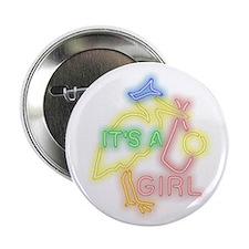 """Girl 2.25"""" Button"""