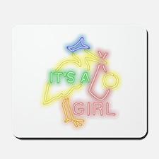 Girl Mousepad