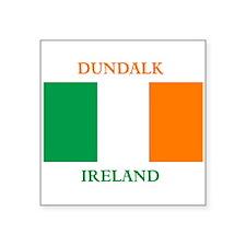 Dundalk Ireland Sticker