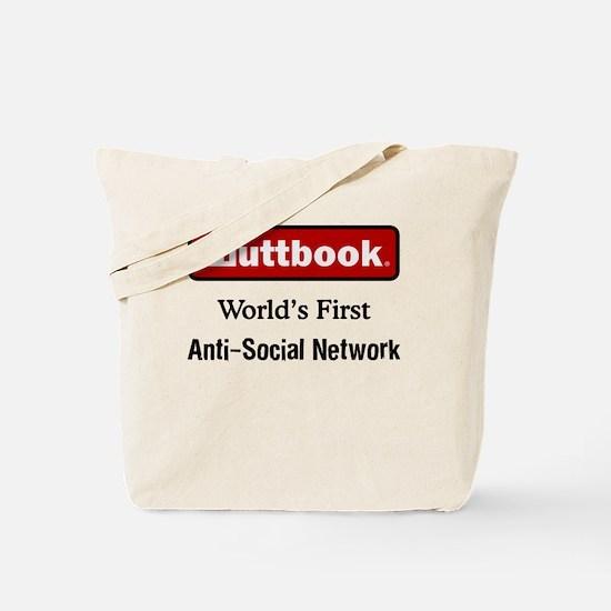 Buttbook Tote Bag