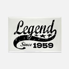 Legend Since 1959 Rectangle Magnet