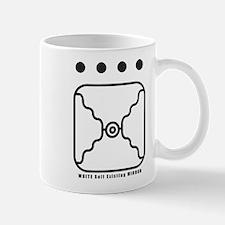 WHITE Self-Existing MIRROR Mug