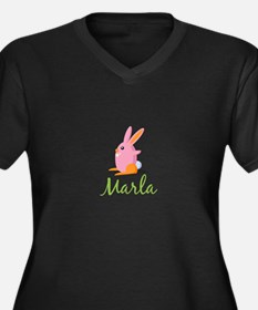 Easter Bunny Marla Plus Size T-Shirt