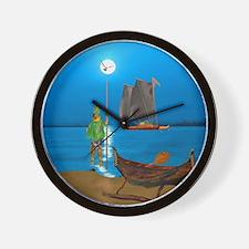 Wall Clock, Lone Warrior