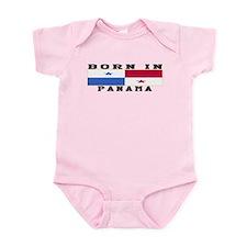 Born In Panama Infant Bodysuit
