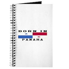 Born In Panama Journal
