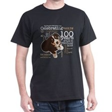 Entlebucher Mountain Dog 100 Year Jubilee T-Shirt