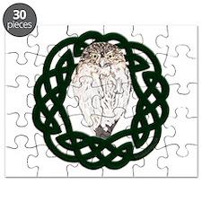 Celtic Owl Puzzle
