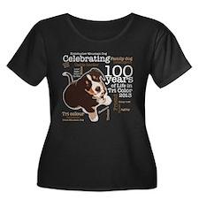 Entlebucher Mountain Dog 100 Year Jubilee Plus Siz
