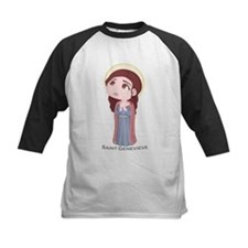 Catholic Saint Genevieve Tee