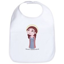 Catholic Saint Genevieve Bib