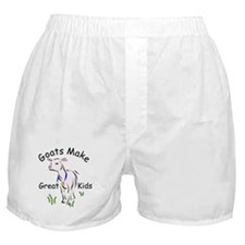 Goats Cafe Boxer Shorts