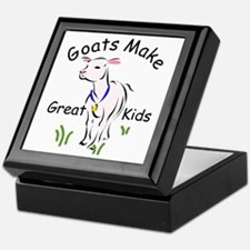 Goats Cafe Keepsake Box