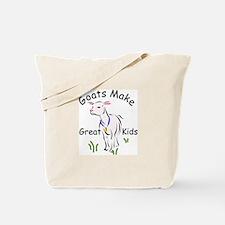 Goats Cafe Tote Bag
