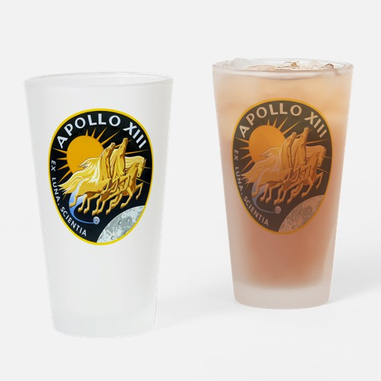 Apollo 13 Drinking Glass