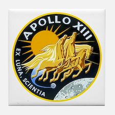 Apollo 13 Tile Coaster