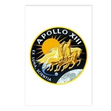 Apollo 13 Postcards (Package of 8)
