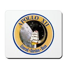 Apollo 12 Mousepad
