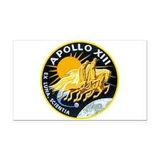 Apollo 13 Rectangle Car Magnet
