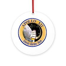 Apollo 12 Ornament (Round)