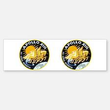 Apollo 13 Bumper Bumper Sticker