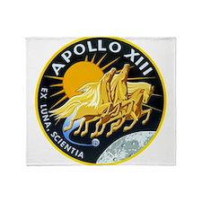Apollo 13 Throw Blanket