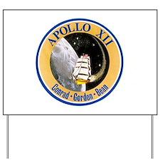 Apollo 12 Yard Sign