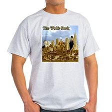 Nero Wolfe Ash Grey T-Shirt
