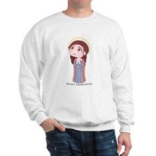 Cute Catholic Saint Genevieve Jumper
