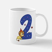 Second Birthday Leon Mug