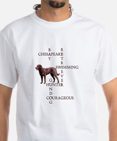 CHESSIE CROSSWORD Shirt