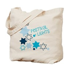 Festival Of Lights Tote Bag