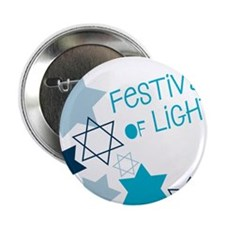 """Festival Of Lights 2.25"""" Button"""