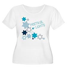 Festival Of Lights Plus Size T-Shirt