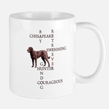CHESSIE CROSSWORD Mug