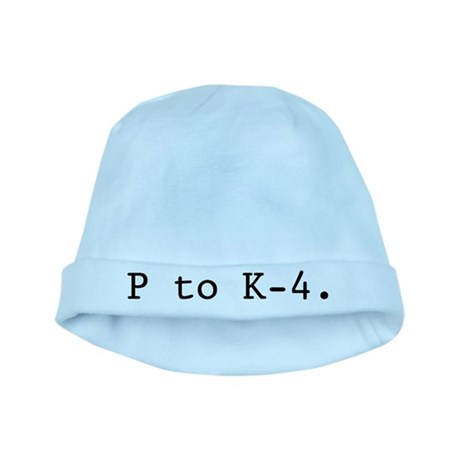 Twin Peaks P to K-4. baby hat