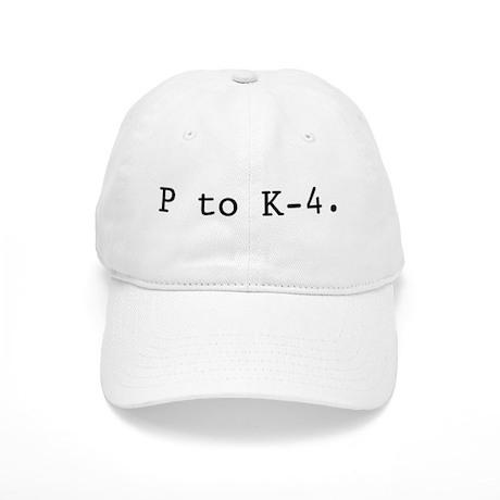 Twin Peaks P to K-4. Baseball Cap