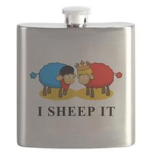 I Sheep It Flask