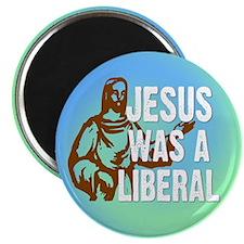 JESUS LIBERAL... Magnet
