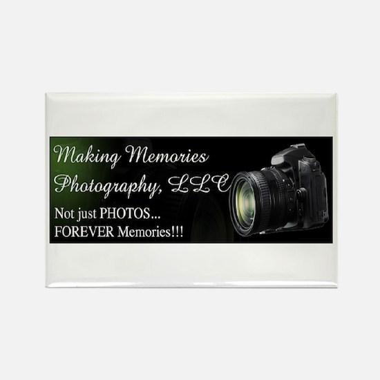 Making Memories Photography LLC Logo Rectangle Mag