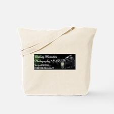 Making Memories Photography LLC Logo Tote Bag