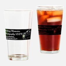 Making Memories Photography LLC Logo Drinking Glas